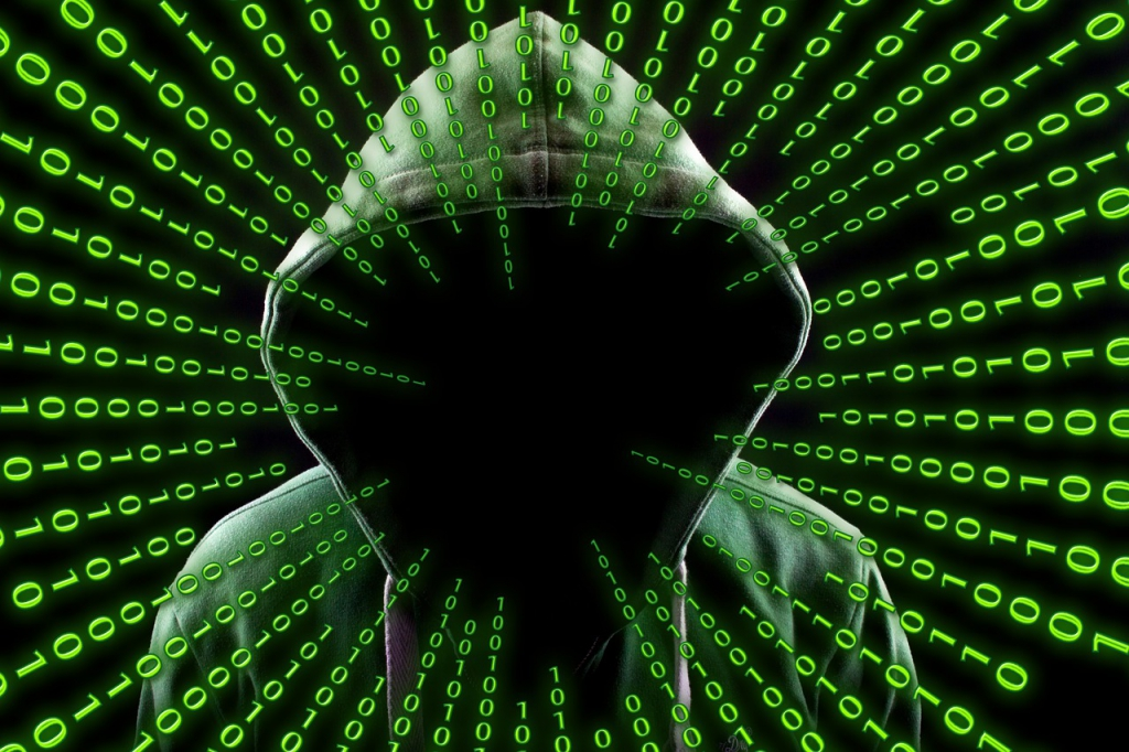 ハッカーの攻撃