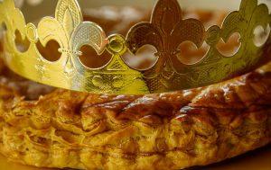 ガレットデロワの王冠